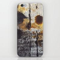day of the dead iPhone & iPod Skins featuring Day of the Dead by Water Gypsy