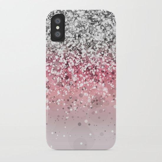 Spark Variations VII iPhone Case
