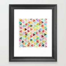 unfolding 3 Framed Art Print