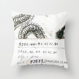 Heterotopia 4 Throw Pillow