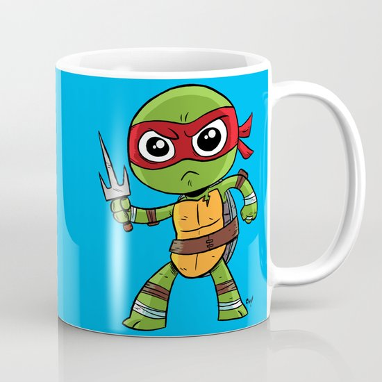 TMNT Raphael Mug