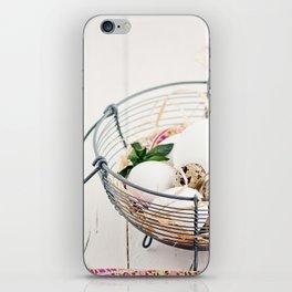 Eggs II iPhone Skin