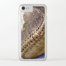 Foul Ball Clear iPhone Case