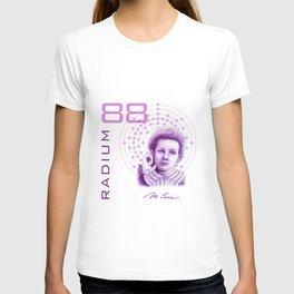 Marie Curie, Breaker of Gender Stereotype in Science T-shirt