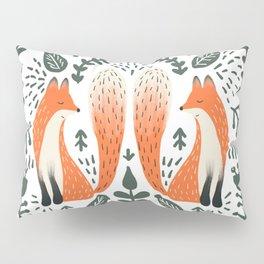 Fox Lore Pillow Sham
