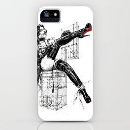Overknees 2 iPhone Case