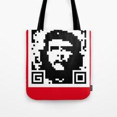 QR- Che Tote Bag