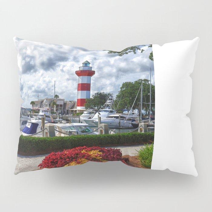 Hilton Head Lighthouse Pillow Sham