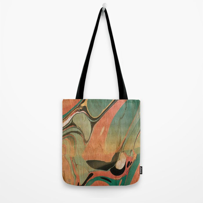 Abstract Painting ; Utah #2 Tote Bag