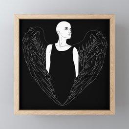 Noir Framed Mini Art Print