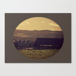 Dumfries  Canvas Print