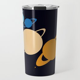 Solar System Unicorn Travel Mug