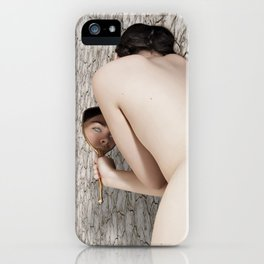 Lady of the Desert iPhone Case