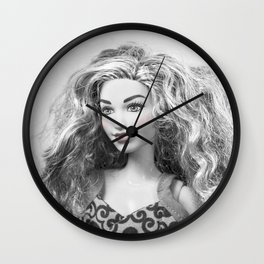 Colorize Me Wall Clock