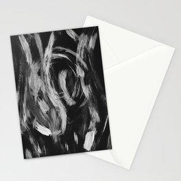Brushstrokes Abstract Minimalism #2 #minimal #decor #art #society6 Stationery Cards