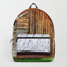 Open Barn Door Backpack