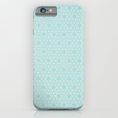 Floral Pattern iPhone 6s Slim Case