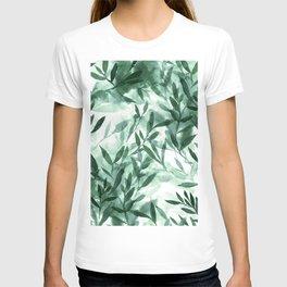 Changes Hunter Green T-shirt