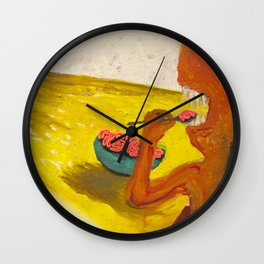 Part of This Complete Breakfast Wall Clock