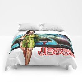 Jessica 6 Comforters