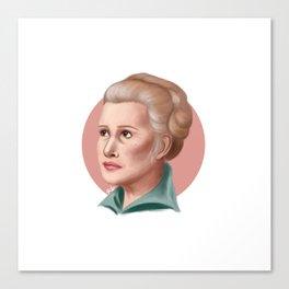 General Organa Canvas Print
