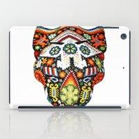 jaguar iPad Cases featuring Jaguar by Jaramillo Velez