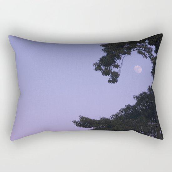marvelous moondance Rectangular Pillow