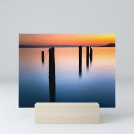 Tacoma Tranquility Mini Art Print