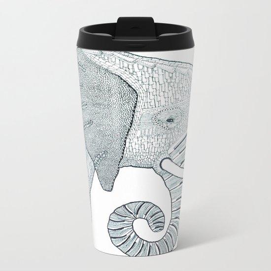 Mr Trunks Metal Travel Mug