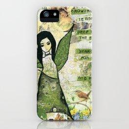 Garden Fairy iPhone Case