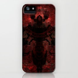 The moth iPhone Case