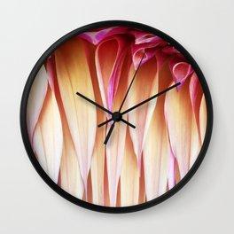 110 - Petals cross-section Wall Clock