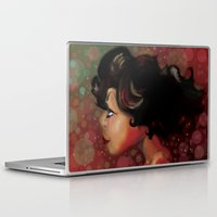 the lights Laptop & iPad Skins featuring Lights by Jaleesa McLean