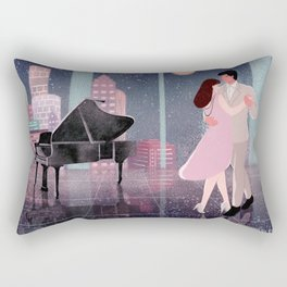 Dance With Me Rectangular Pillow