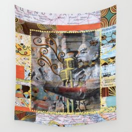 Evita Mia Wall Tapestry