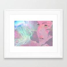 Etherea Framed Art Print