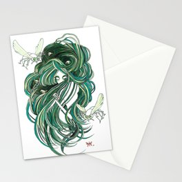 Seven Deadly Sins 'Envy' Stationery Cards