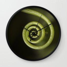 Tendril perfecion Wall Clock