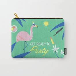Ready to Party Carry-All Pouch