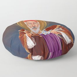 Saint Bill of Murray Floor Pillow