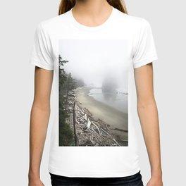Misty beach T-shirt