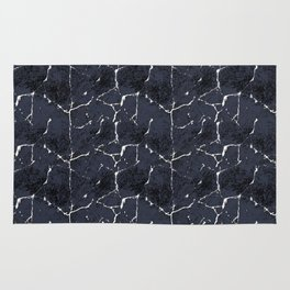 Irregular Lines Abstract Texture Rug