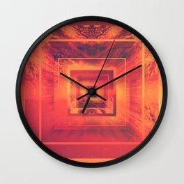 Tephra Wall Clock