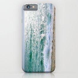 Old Silver Beach, Cape Cod iPhone Case