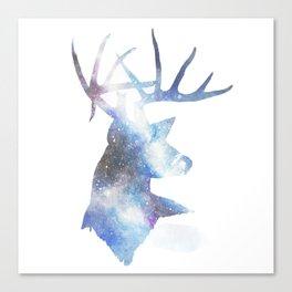 Tekapo Buck Canvas Print
