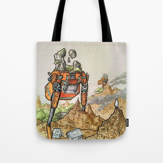 Prophet Tote Bag
