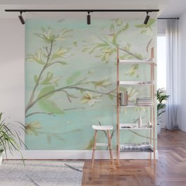 forsythia  Wall Mural