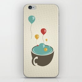 Feliz Desaniversário! (Happy Unbirthday) iPhone Skin