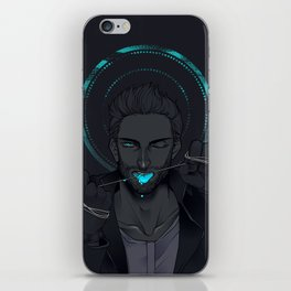 Especially for You iPhone Skin