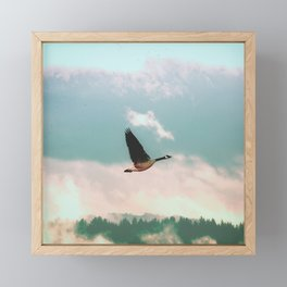 Early Bird Framed Mini Art Print